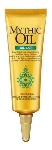 L'Oreal - – Mythic Purifying Scalp Clarifying Pre-Shampoo Concentrate