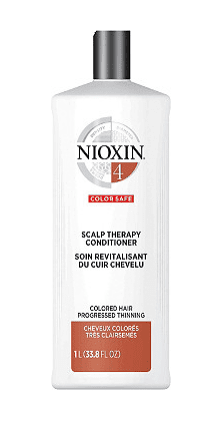 Nioxin - Scalp Therapy Conditioner System 4 for Color Treated Hair with Progressed Thinning