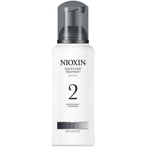 Nioxin - Scalp Treatment System 2 for Natural Hair with Progressed Thinning