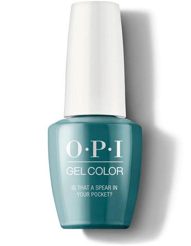 OPI - Is that a Spear in your Pocket