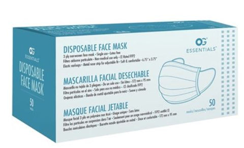 Olivia Garden - Disposable Face Mask