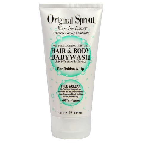 Original Sprout - Hair & Body BabyWash