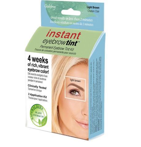 Godefroy - Instant Eyebrow Tint