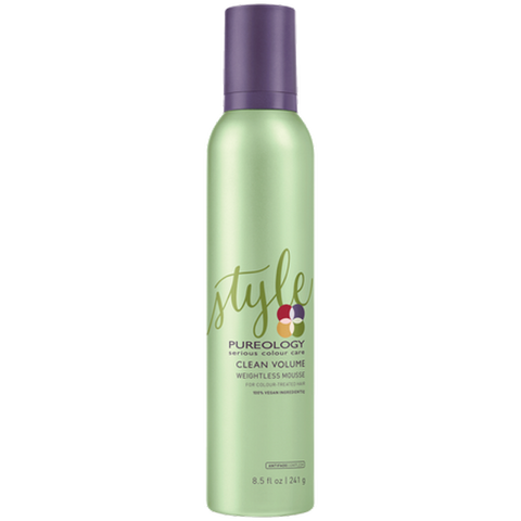 Pureology - Clean Volume Weightless Mousse