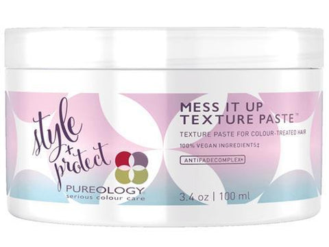 Pureology - Style + Protect Mess It up Texture Paste