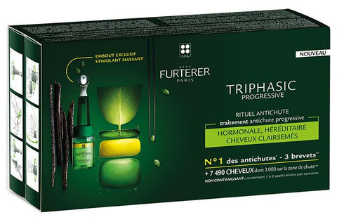 Rene Furterer - Triphasic Progressive Concentrated Serum