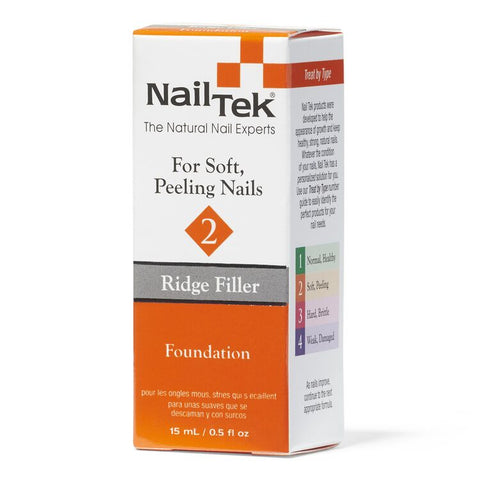 Nail Tek - Ridge Filler - Foundation #2