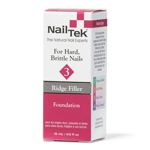 Nail Tek - Ridge Filler - Foundation #3