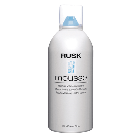 Rusk - Mousse Maximum Volume and Control