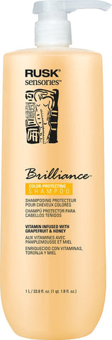 Rusk - Sensories Brilliance Grapefruit and Honey Color Protecting Shampoo