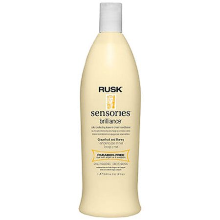 Rusk - Sensories Brilliance Leave-In Conditioner