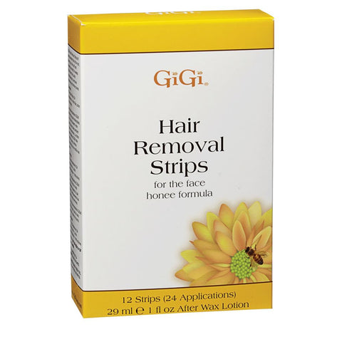 GiGi - Hair Removal Strips for the Face