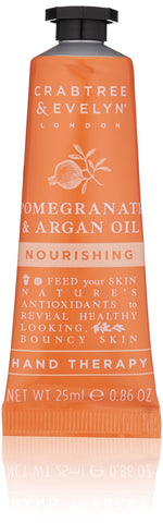 Crabtree & Evelyn - Pomegranate & Argan Oil - Hand Therapy