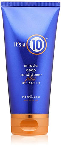 It's a 10 - Miracle Deep Conditioner Plus Keratin