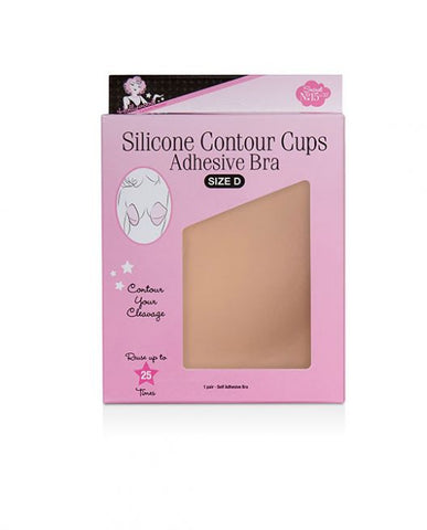 Hollywood - Silicone Contour Cups Adhesive Bra