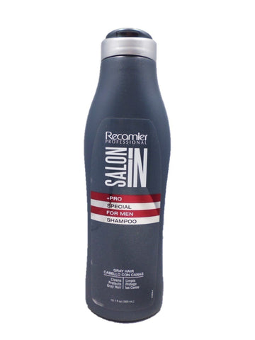 Salon In - Special For Men - Grey Hair Shampoo
