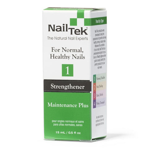 Nail Tek - Strengthener - Maintenance Plus #1