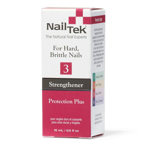 Nail Tek - Strengthener - Protection Plus #3