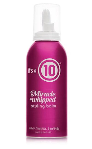 It's a 10 - Miracle Whipped Styling Balm