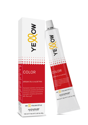 Yellow - Color Permanent 000