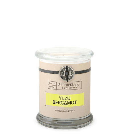 Archipelago Botanicals - Signature Collection Glass Jar Candle