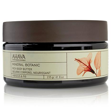 Ahava - Mineral Botanic Real Body Butter, Hibiscus & Fig