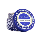 Capri Blue - Printed Travel Tin Candle