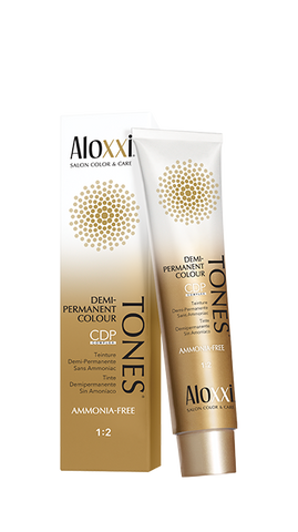 Aloxxi - Tones Demi-Permanent Colour 4RK