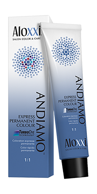 Aloxxi - Andiamo Express Permanent Colour 7GM