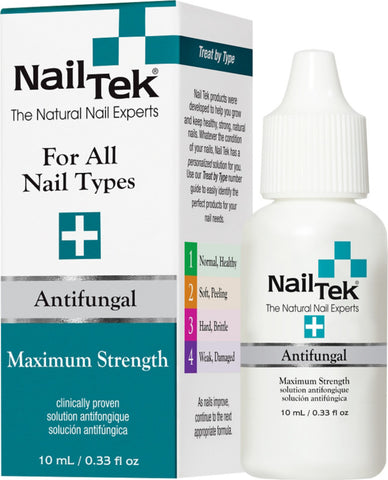 Nail Tek - Anti-Fungal - Maximum Strength