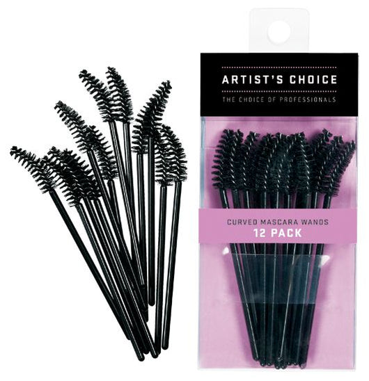 Artist's Choice - Curved Mascara Wands