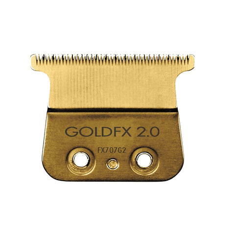 BaBylissPro - FX707G2 - Replacement Gold Blade Deep Tooth