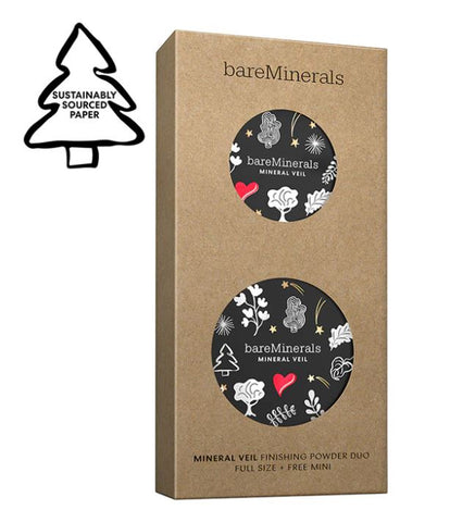 bareMinerals - Mineral Veil Finishing Powder Duo