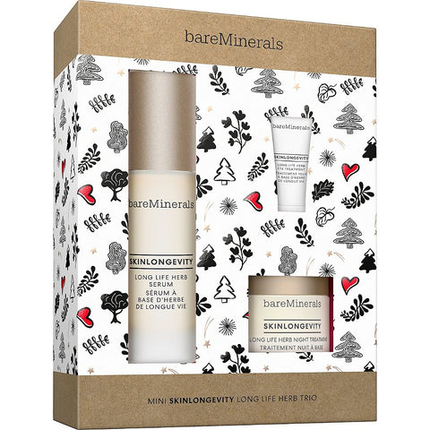 bareMinerals - Mini Skinlongevity Long Life Herb Trio