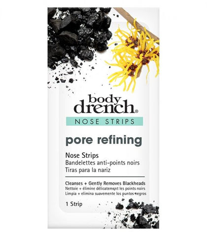 Body Drench - Pore Refining Nose Strips