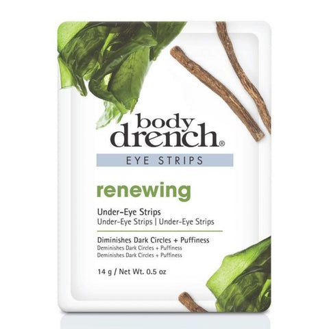 Body Drench - Renewing Eye Strips