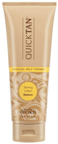 Body Drench - QuickTan Gradual Self Tanning Lotion Medium
