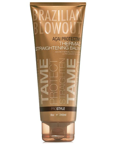 Brazilian Blowout - Açai Protective Thermal Straightening Balm