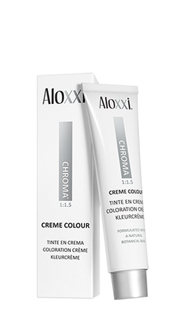 Aloxxi - Chroma Creme Colour 5NAMt