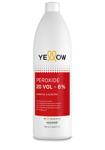 Yellow - Peroxide 20 Volume - 6%