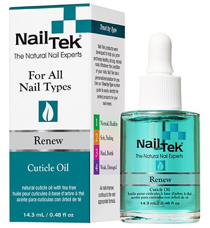 Nail Tek - Renew - Cuticle Oil