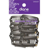 Diane - Wig Clips