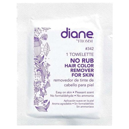 Diane - No Rub Hair Color Remover for Skin
