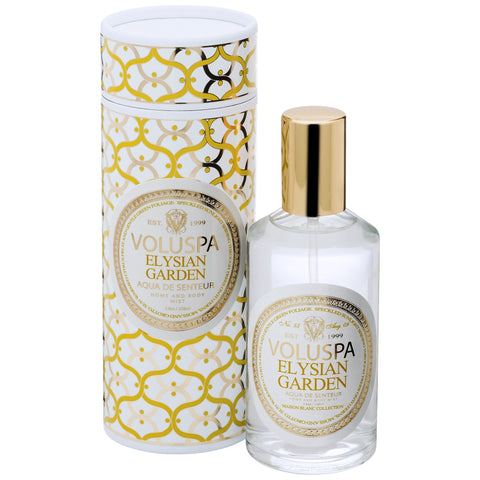 Voluspa - Maison Blanc Collection - Aqua De Senteur - Room & Body Spray