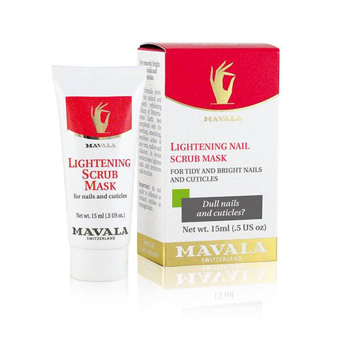 Mavala - Lightening Nail Scrub Mask
