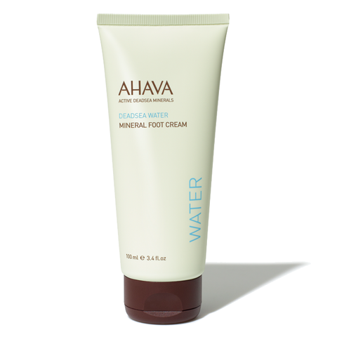 Ahava - Dead Sea Water Mineral Foot Cream