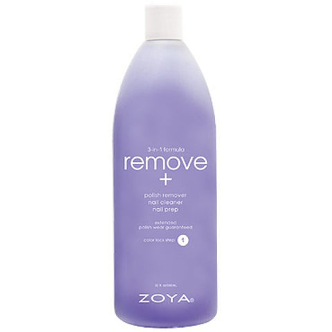 Zoya - Remove Plus Nail Polish Remover