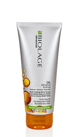 Matrix - Biolage Advanced - Oil Renew Multi-Tasking Oil-In-Cream