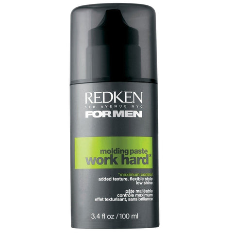 Redken for Men - Work Hard Molding Paste