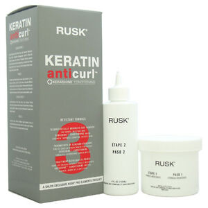 Rusk - Keratin Anti Curl Kerashine Conditioning 3
